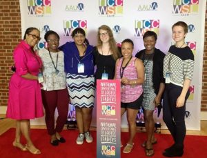 Our 2016 NCCWSL attendees.