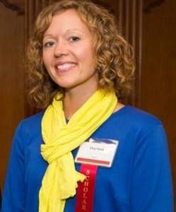 Elisa Dack-2013-14 CEW Scholar